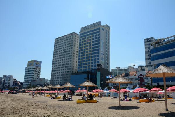 広安里海水浴場
